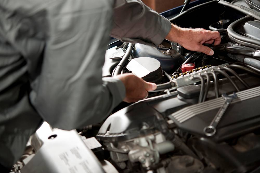 Moottorilämmittimen asennus autoon